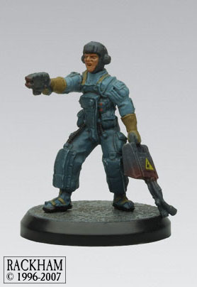 51009 Hero Box: Sergeant A. Borz