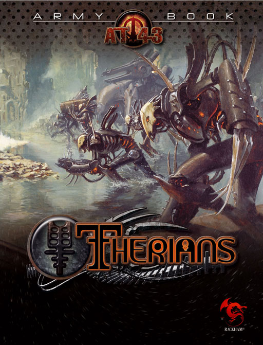 50007 Army Book: THERIANS
