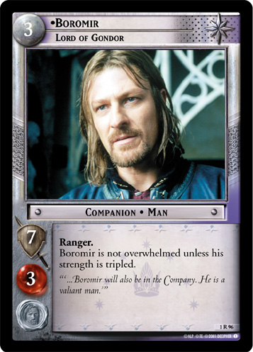 1R096 •Boromir, Lord of Gondor