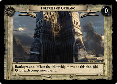 11S241 Fortress of Orthanc