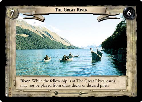 3C118 The Great River