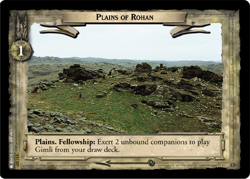 4U327 Plains of Rohan