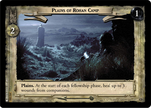 4U333 Plains of Rohan Camp