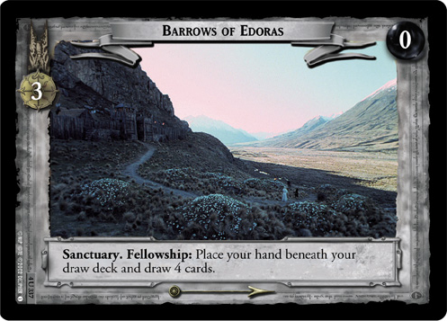 4U337 Barrows of Edoras