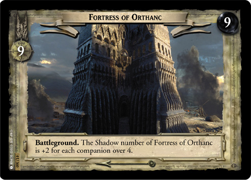 4U360 Fortress of Orthanc