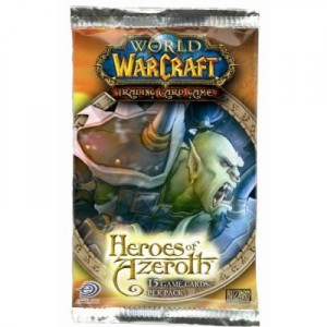 01020B Helden von Azeroth Booster Packs